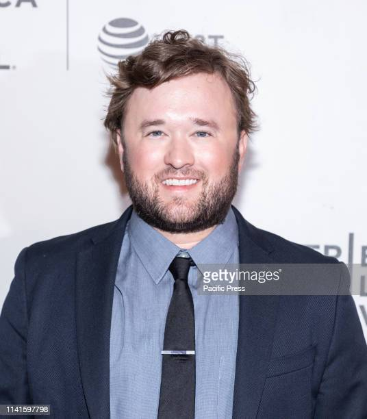 Joel Osment attends Extremely Wicked Shockingly Evil And Vile during 2019 Tribeca Film Festival at The Stella Artois Theatre Manhattan