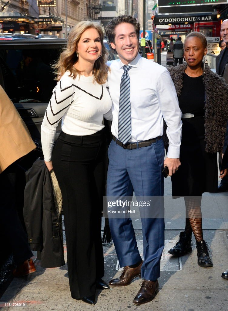 Celebrity Sightings In New York City - April 03, 2019 : News Photo