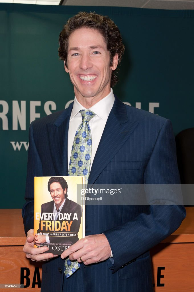 Joel Olsteen Every Day A Friday