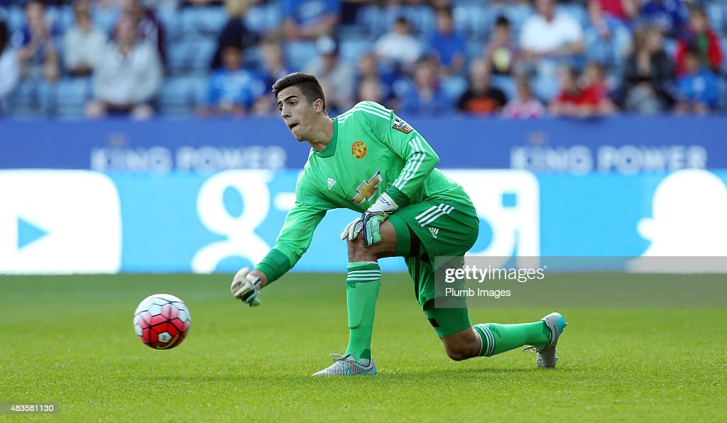 Leicester City v Manchester United - Barclays U21 Premier League : News Photo