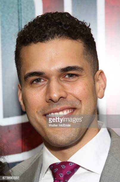 Joel Perez attends the Broadway Opening Night performance of 'Bandstand' at the Bernard B Jacobs Theatre on 4/26/2017 in New York City