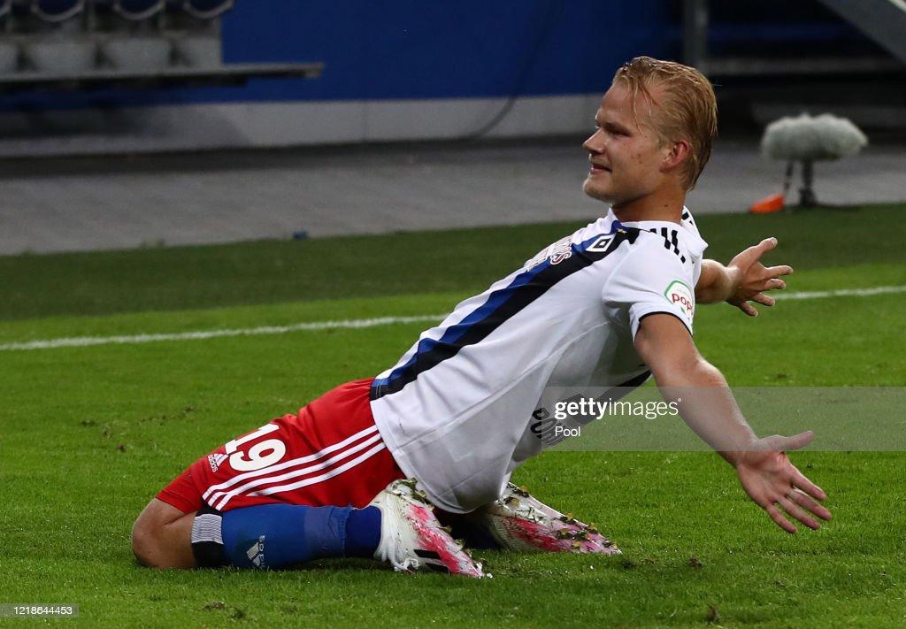 Hamburger SV v Holstein Kiel - Second Bundesliga : News Photo