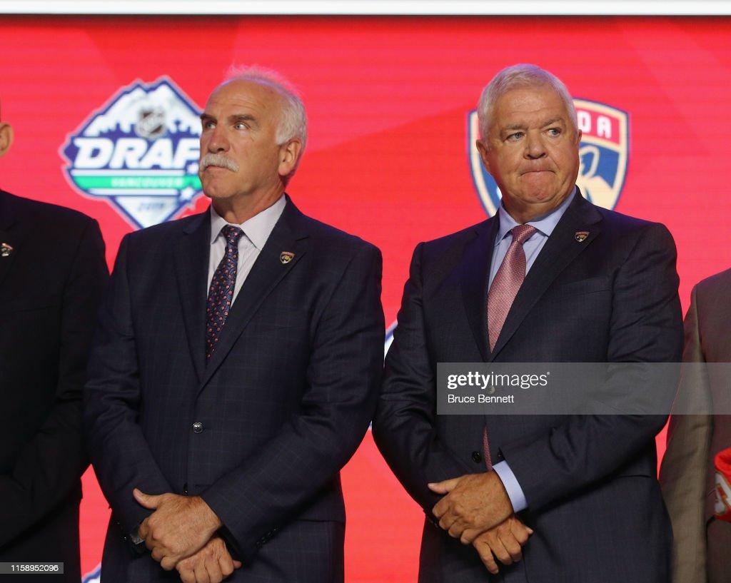 2019 NHL Draft - Round One : News Photo