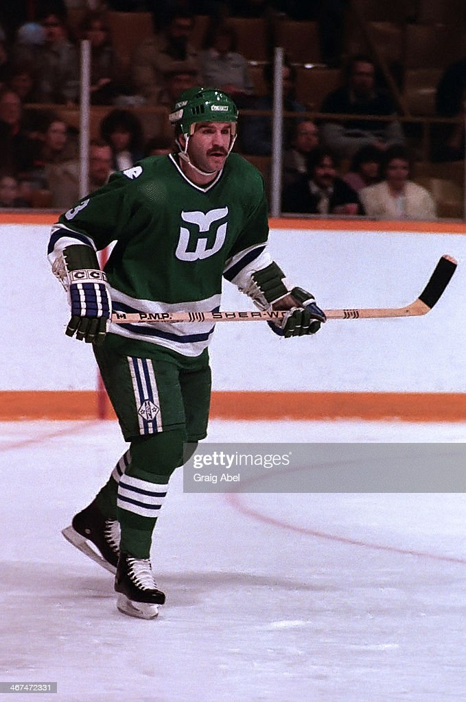 Hartford Whalers v Toronto Maple Leafs : News Photo
