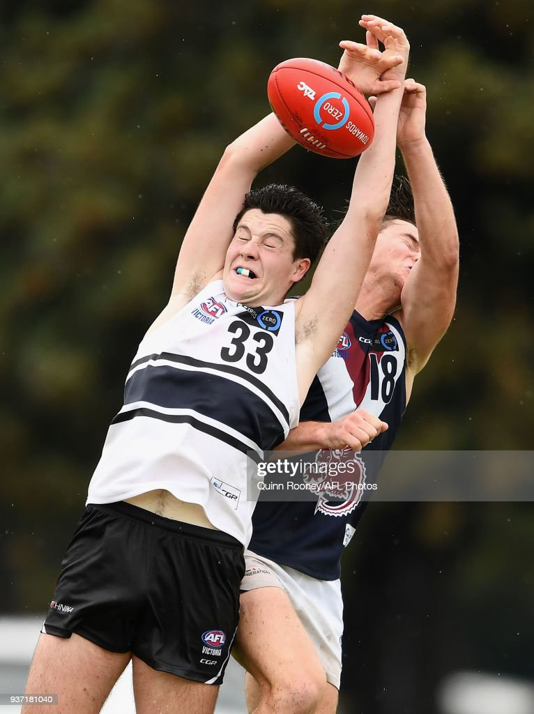 TAC Cup Round 1 -  Northern Knights v Sandringham