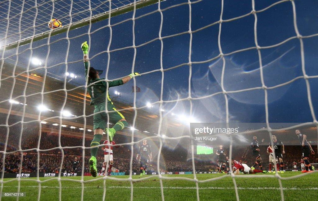 Middlesbrough v Everton - Premier League : News Photo