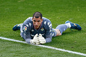 joel robles real betis during la