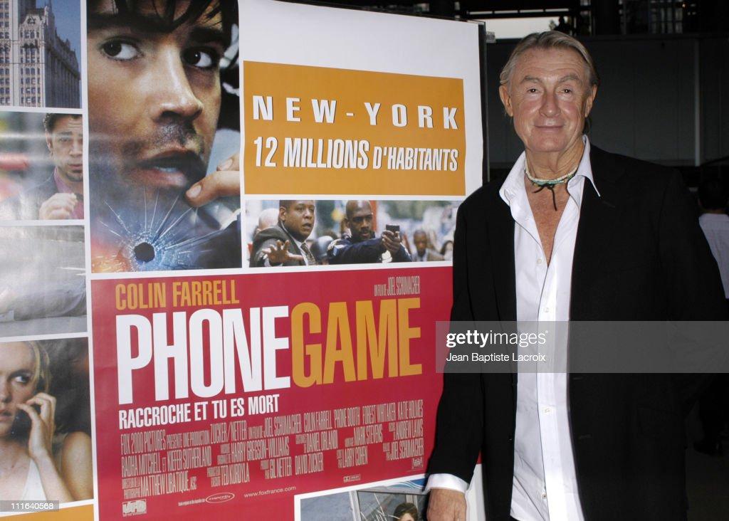 """Phone Booth"" Premiere - Paris"
