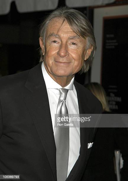 Joel Schumacher director during The Phantom of the Opera New York City Premiere Outside Arrivals at Ziegfeld Theater in New York City New York United...