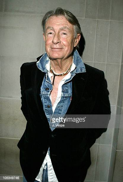 Joel Schumacher during Frick Young Fellows Annual Ball Sponsored by Carolina Herrera at Frick Museum in New York City New York United States