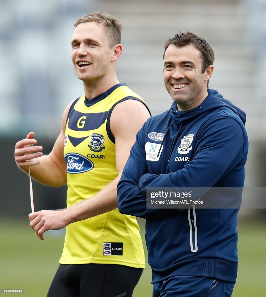 Geelong Cats Training Session : News Photo