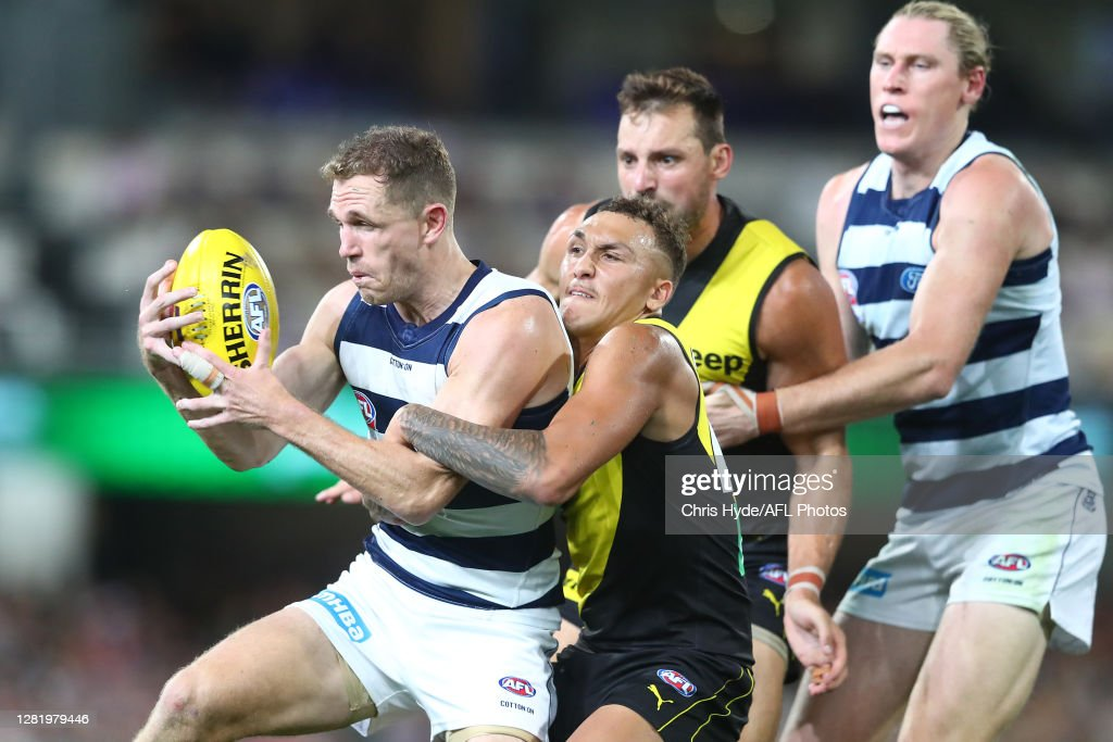 2020 AFL Grand Final - Richmond v Geelong : News Photo
