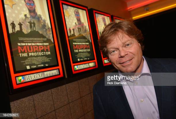 Joel Shapiro Executive Producer/Timbervest attends VIP screening of MURPH: The Protector, at Regal Atlantic Station on March 21, 2013 in Atlanta,...