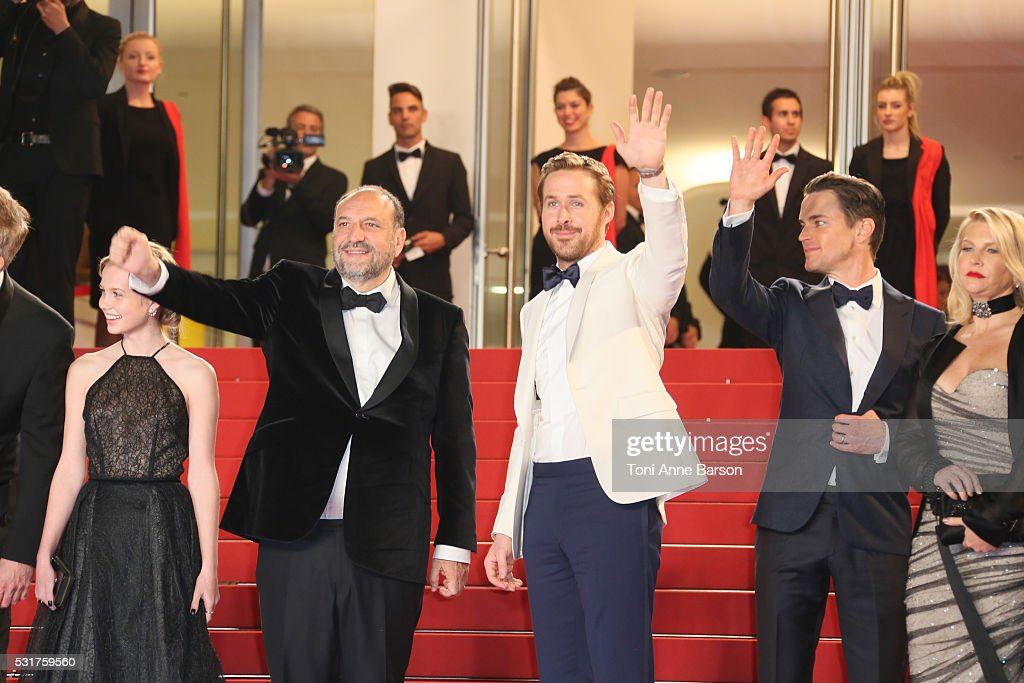 """The Nice Guys"" - Red Carpet Arrivals - The 69th Annual Cannes Film Festival : News Photo"