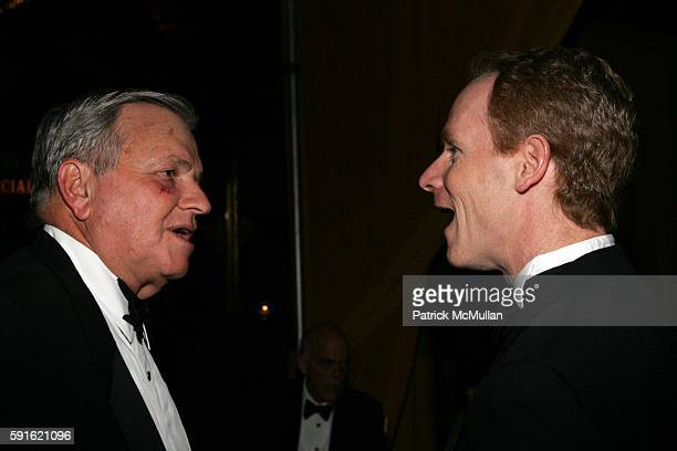 Joel Smilow and Dan Kramer attend The 38th Annual Harvard Leadership Dinner 'Leadership Making a Difference in the World' at Cipriani 42nd St on May...