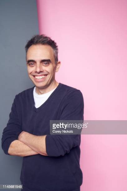 Joel Souza of the film 'Crown Vic' poses for a portrait during the 2019 Tribeca Film Festival at Spring Studio on April 27 2019 in New York City