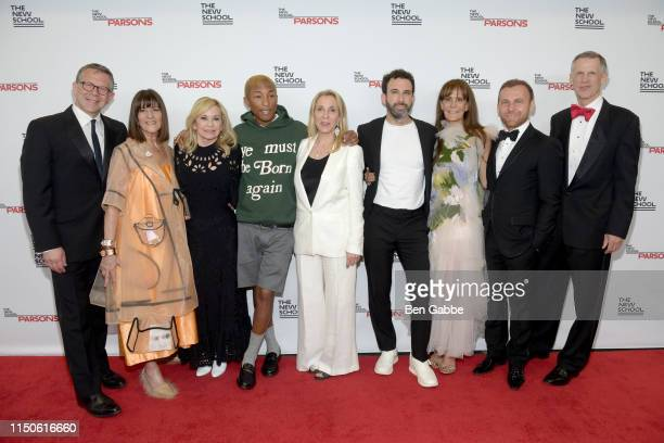 Joel Towers, Kay Unger, Julie Wainwright, Pharrell Williams, Susan Rockefeller, Michael Preysman, Julie Gilhart, Burak Cakmak, and David Van Zandt...