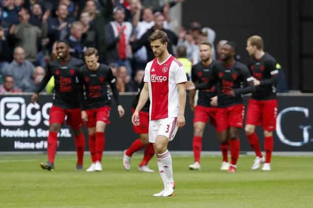 """Dutch Eredivisie""""Ajax v FC Utrecht"""""""