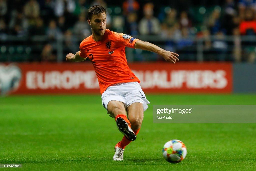 Estonia v Netherlands - UEFA Euro 2020 Qualifier : News Photo