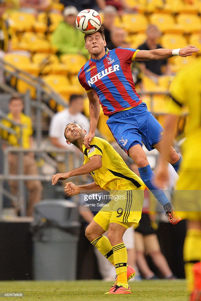 Crystal Palace v Columbus Crew