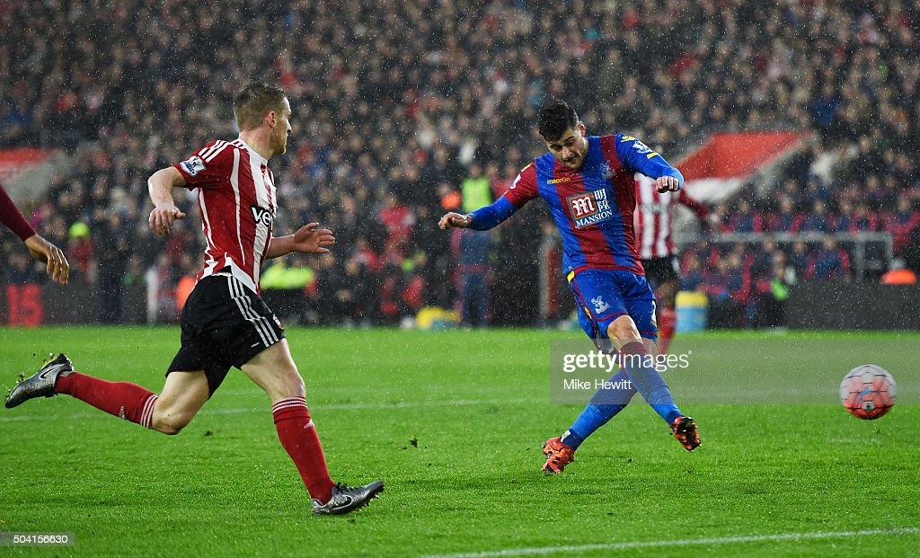 Southampton v Crystal Palace - The Emirates FA Cup Third Round