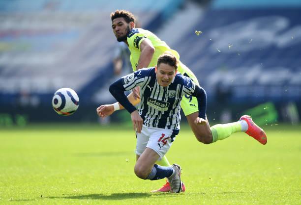 GBR: West Bromwich Albion v Newcastle United - Premier League