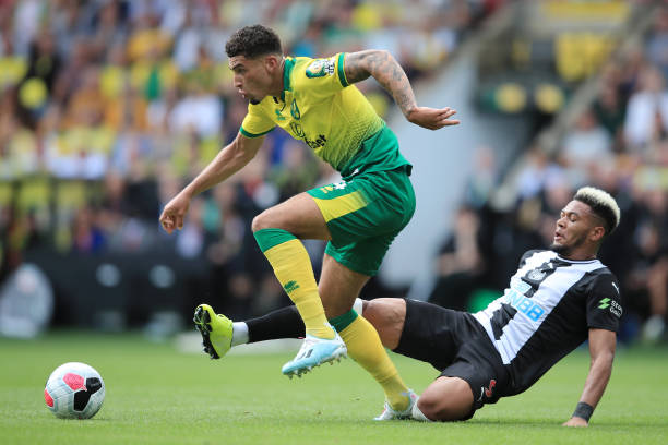 GBR: Norwich City v Newcastle United - Premier League