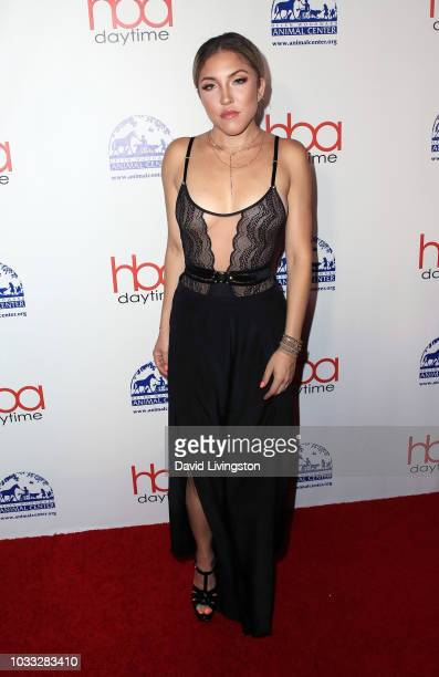 Joelle Ashley attends the 2018 Daytime Hollywood Beauty Awards at Avalon on September 14 2018 in Hollywood California