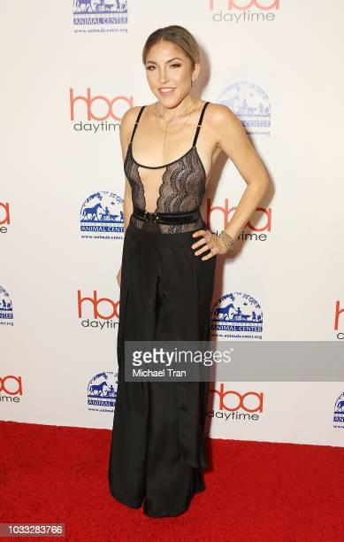 Joelle Ashley attends the 2018 Daytime Hollywood Beauty Awards held on September 14 2018 in Hollywood California