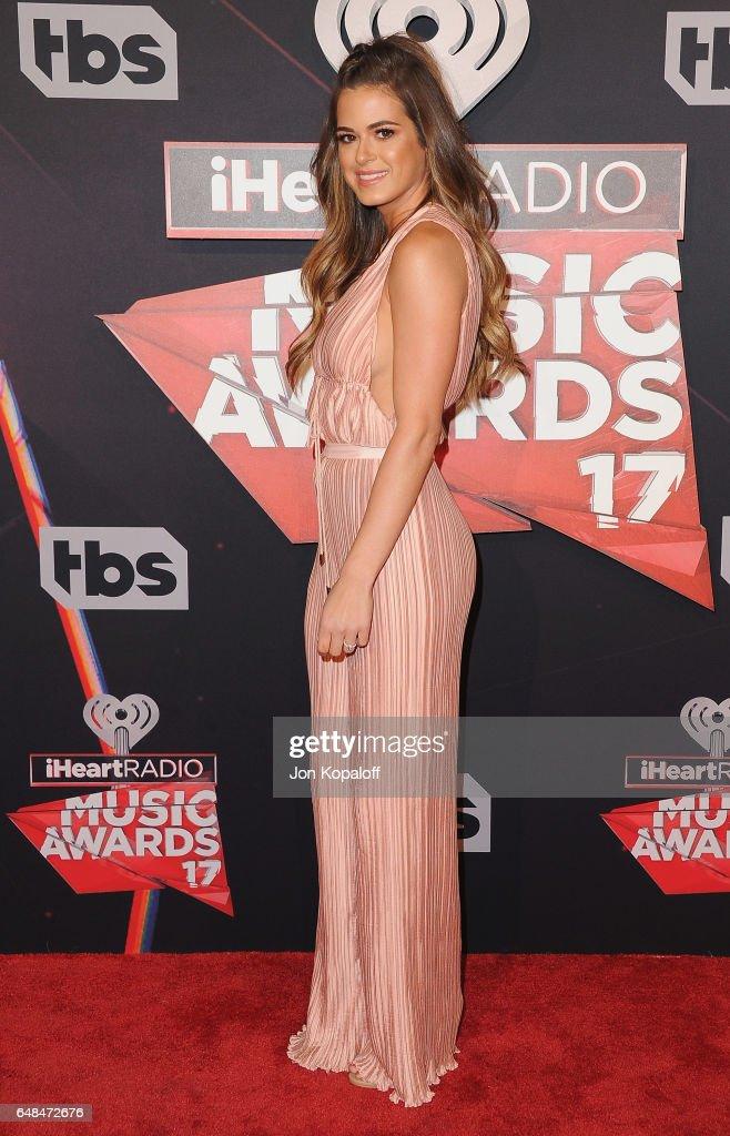 2017 iHeartRadio Music Awards - Arrivals : Fotografía de noticias