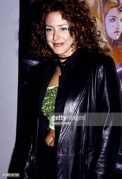 Joely Fisher at premiere of 'Star Wars the Phantom Menace' New York May 16 1999