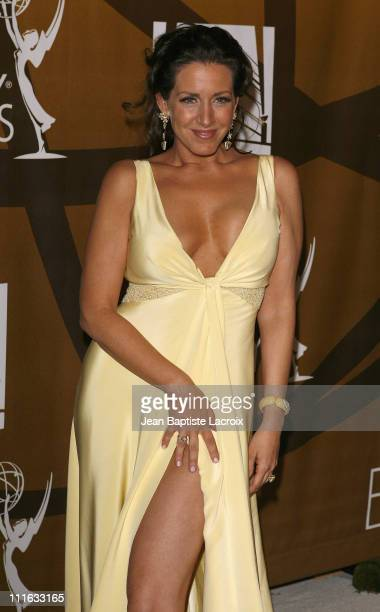 Joely Fisher attends the Fox Emmy Party after the 59th Annual Primetime Emmy Awards at Spago on September 16 2007 in Berverly Hills California