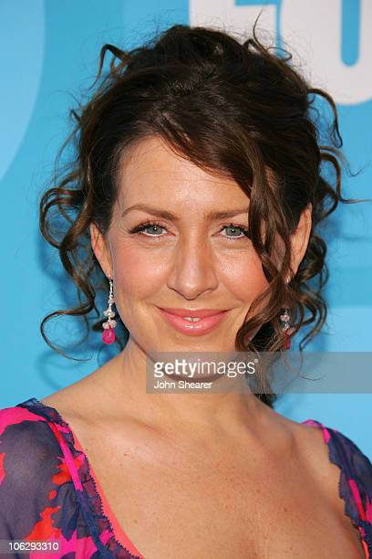 Joely Fisher during 2006 FOX TCA Summer Party Arrivals at RitzCarlton in Los Angeles California United States