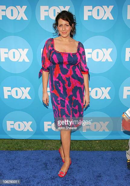 Joely Fisher during 2006 FOX TCA Summer Party - Arrivals at Ritz-Carlton in Los Angeles, California, United States.