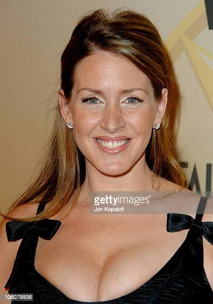 Joely Fisher during 2006 Women in Film Crystal Lucy Awards Arrivals at Century Plaza Hotel in Century City California United States