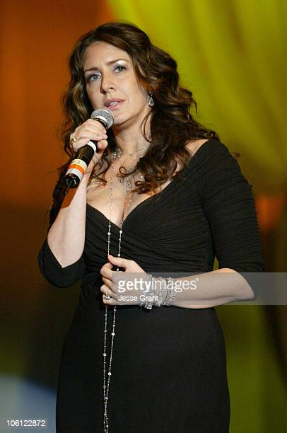 Joely Fisher during 51st Annual Thalians Ball - Show at Hyatt Regency Century Plaza in Century City, California, United States.