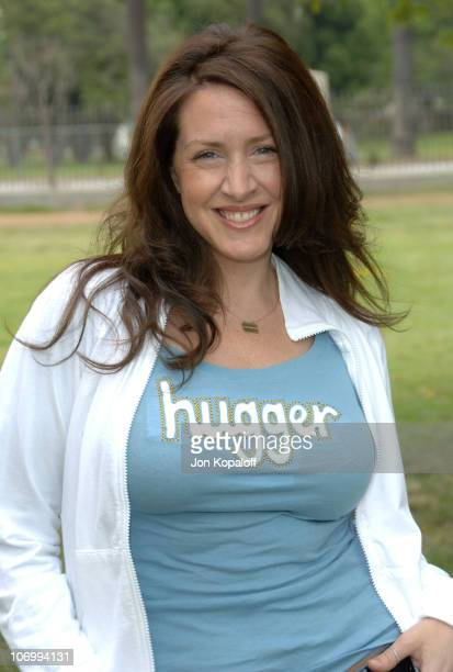 Joely Fisher during 'A Time for Heroes' Carnival Hosted By Disney Arrivals at Wadsworth Theater in Westwood California United States