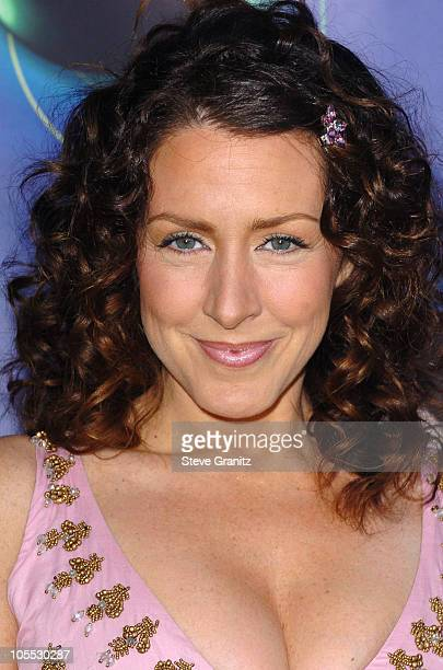 Joely Fisher during ABC 2005 Summer Press Tour AllStar Party Arrivals at The Abby in West Hollywood California United States