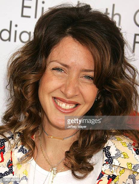 Joely Fisher during Elizabeth Glaser Pediatric AIDS Foundation 2005 'A Time For Heroes' Celebrity Carnival Arrivals in Los Angeles California United...