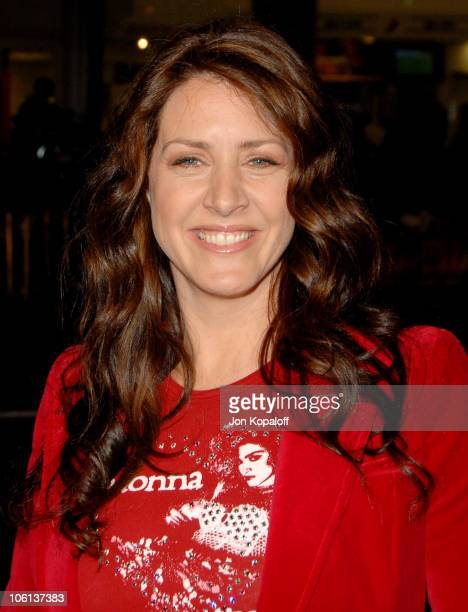 Joely Fisher during 'Music and Lyrics' Los Angeles Premiere Arrivals at Grauman's Chinese Theatre in Hollywood California United States