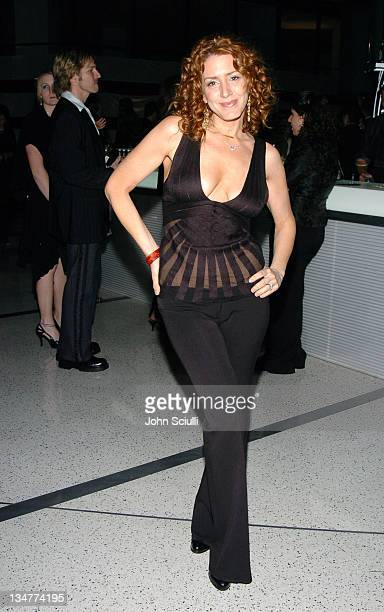 Joely Fisher during Red Carpet'05 Benefiting the Dream Foundation After Party at The Pacific Design Center in West Hollywood California United States