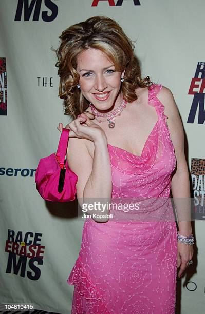 Joely Fisher during The 10th Annual Race to Erase MS at The Century Plaza Hotel Spa in Century City California United States