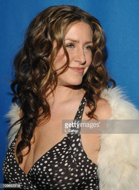 Joely Fisher during The Fox All-Star Winter 2007 TCA Press Tour Party - Red Carpet and Inside at Villa Sorriso in Pasadena, California, United States.