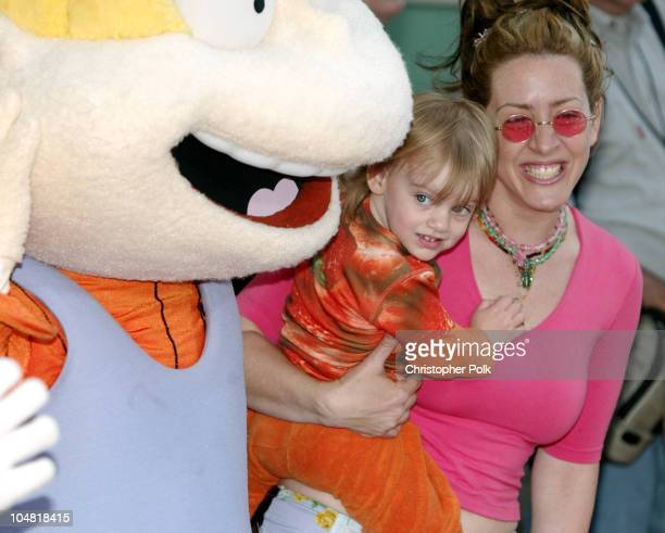"""Joely Fisher during World Premiere of """"Rugrats Go Wild"""" at Hollywood in Hollywood, California, United States."""