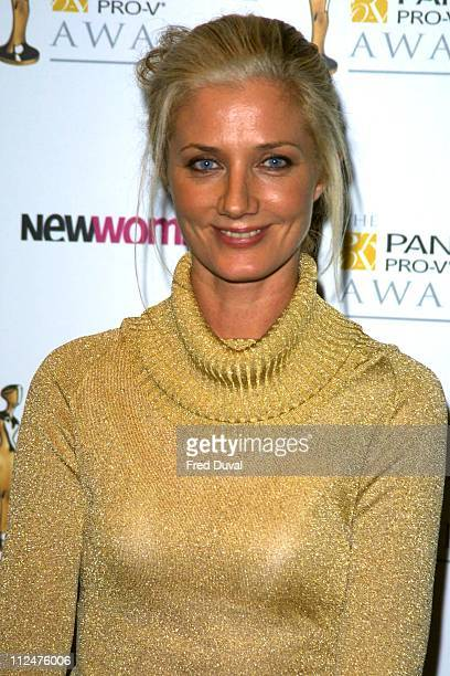 Joely Richardson at the Pantene Awards held at the Royal Albert Hall