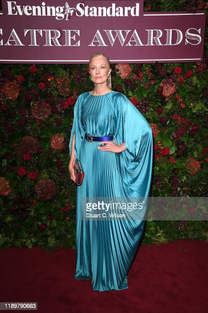 Joely Richardson attends the 65th Evening Standard Theatre Awards at London Coliseum on November 24 2019 in London England
