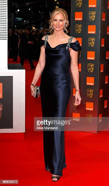 Joely Richardson attends The Orange British Academy Film Awards at Royal Opera House on 21st February 2010 in London England