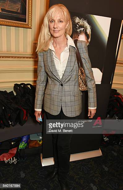 Joely Richardson attends the 'People Places Things' Charity Gala in aid of Action On Addiction at Wyndhams Theatre on June 14 2016 in London England