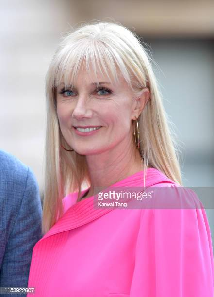 Joely Richardson attends the Royal Academy of Arts Summer exhibition preview at Royal Academy of Arts on June 04 2019 in London England
