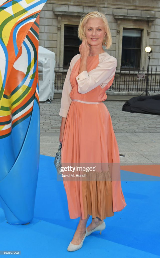 Joely Richardson attends the Royal Academy Of Arts Summer Exhibition preview party at Royal Academy of Arts on June 7, 2017 in London, England.